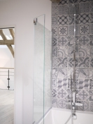 une salle de bain tendance