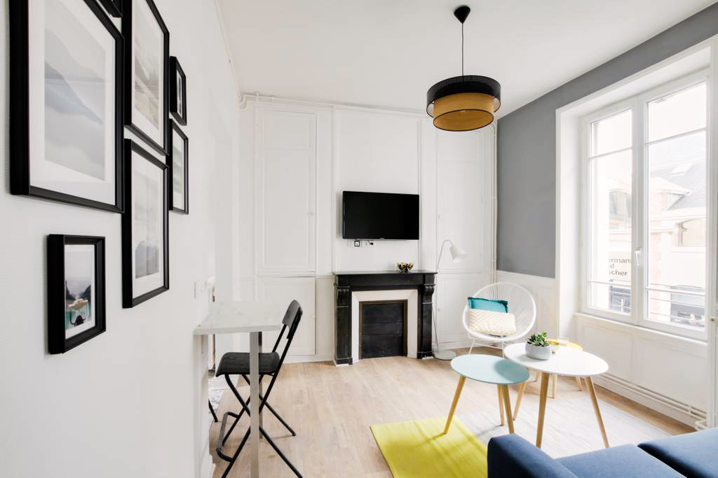 hambaud appartement - Reims