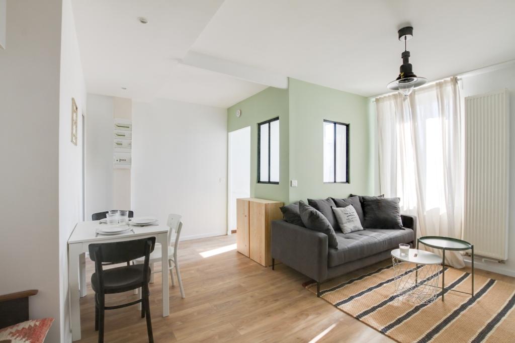 Clairmarais appartement - Reims