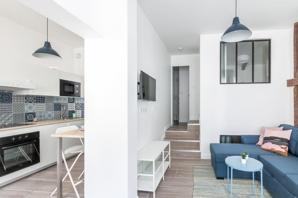 Marie Stuart appartement - Reims